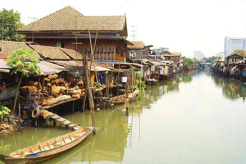 Бангкок (Bangkok) водный