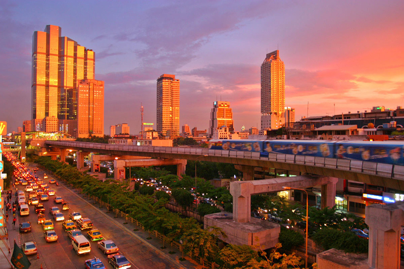 Столица Таиланда - Бангкок
