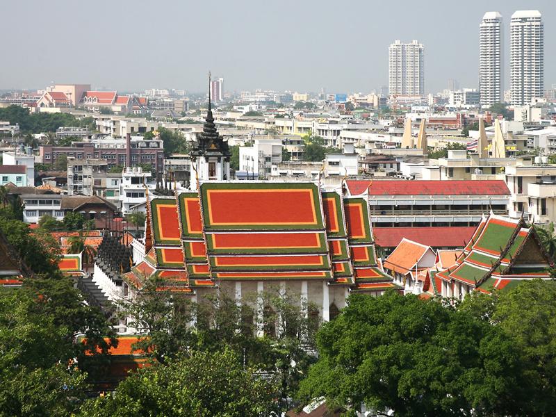 Бангкок в прошлом