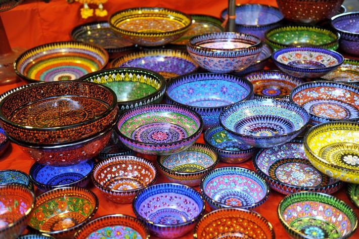 Декоративная посуда ручной работы