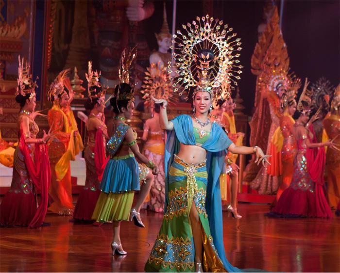 Достопримечательности Таиланда - Альказар Шоу Трансвеститов