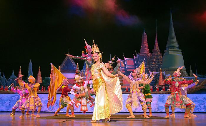 Достопримечательности Таиланда - Театр Патравади