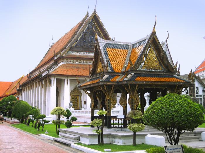 Достопримечательности Тайланда - Национальный Музей в Бангкоке