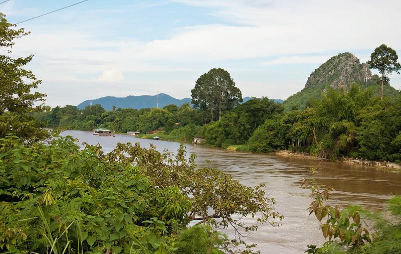 Экскурсия на реку Квай Таиланд