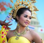 Фестиваль Цветов Таиланда