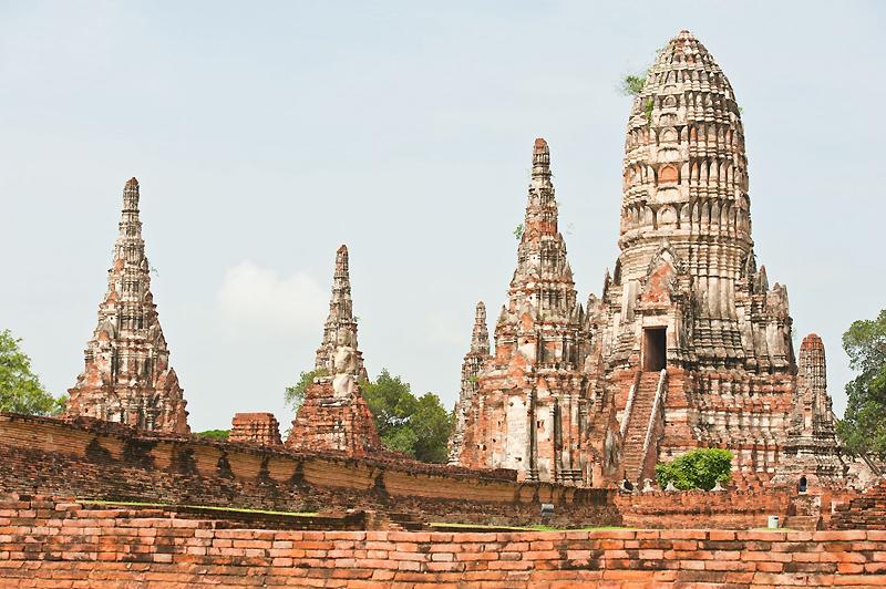 древний город Тайланда