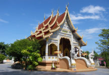 Храм Тайланда