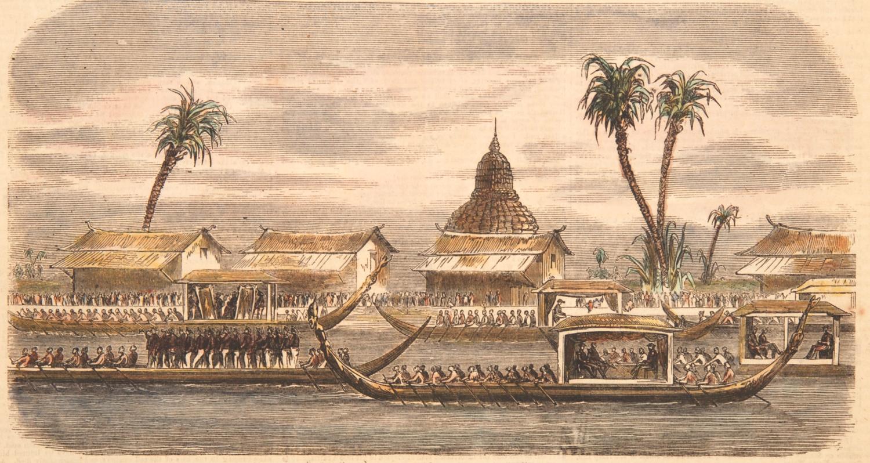 История королевства Таиланд