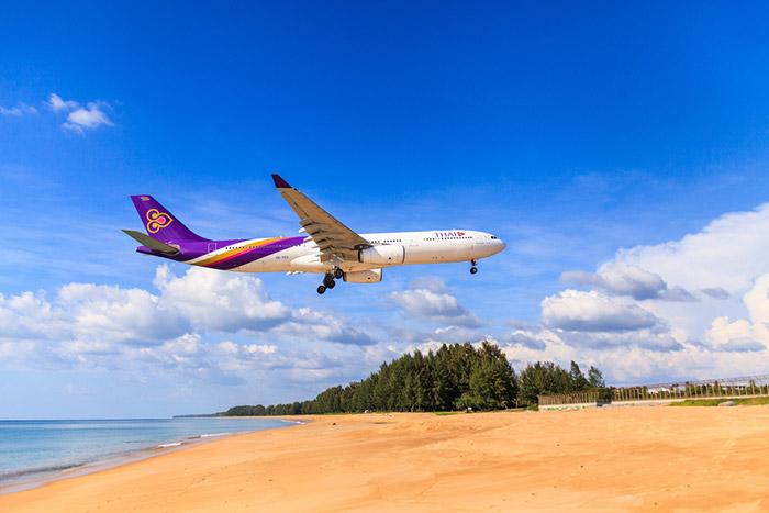 Как добраться из Бангкока в Пхукет на самолете