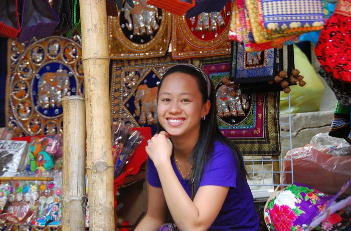 Как совершать покупки в Таиланде