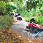 Экскурсия — катание на квадроциклах в Тайланде