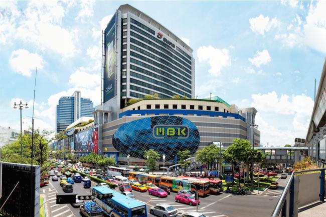 Магазины Тайланда - Торговый центр MBK, Бангкок