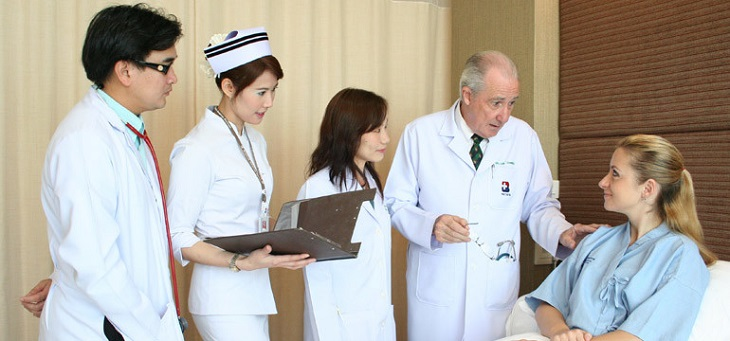 Медстраховка для Таиланда