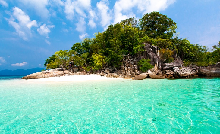 Морская экскурсия на острова Таиланда