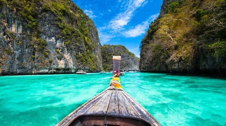 Морские экскурсии на острова Таиланда