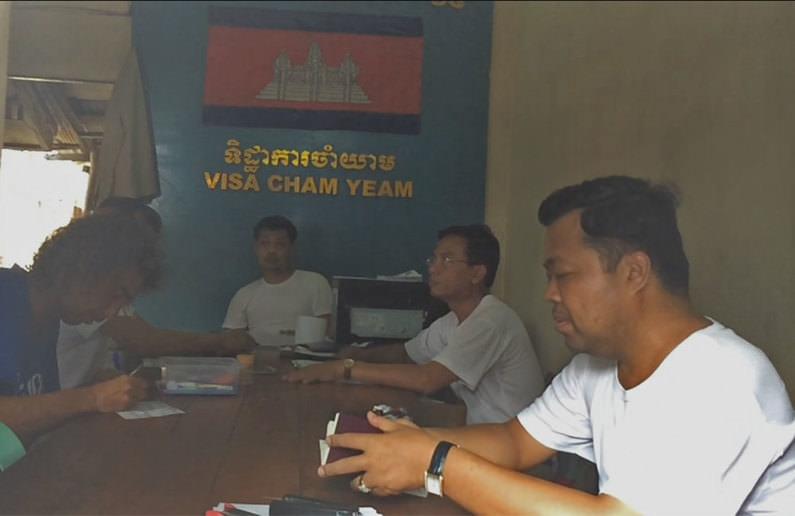 Как обманывают с визой в Камбоджи