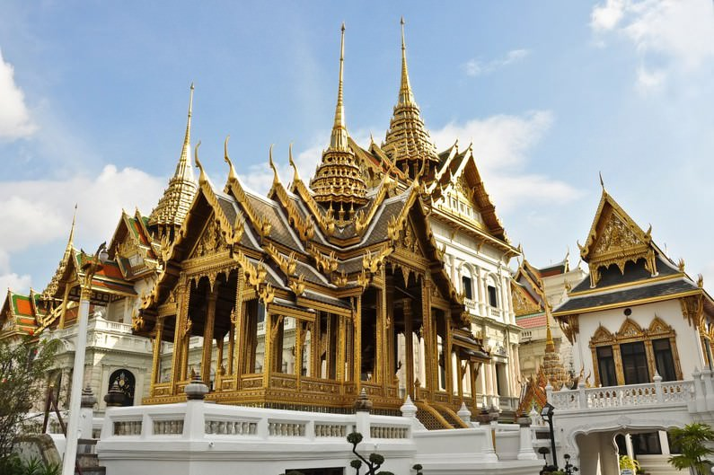 Национальный музей в Бангкоке