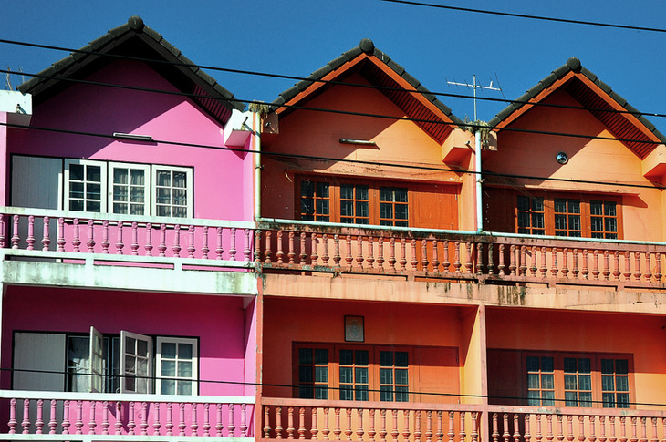 Недвижимость в Тайланде - Таунхаус