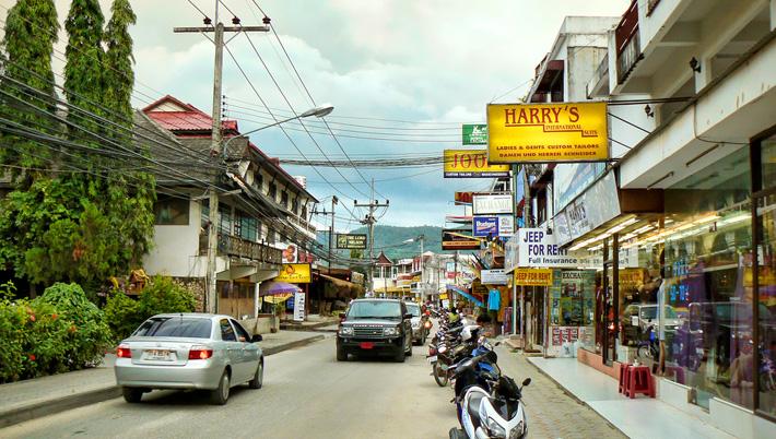 Остров Самуи (Koh Samui) путешествие