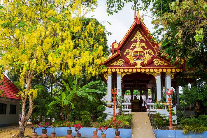 Храм на острове Ко Самуй