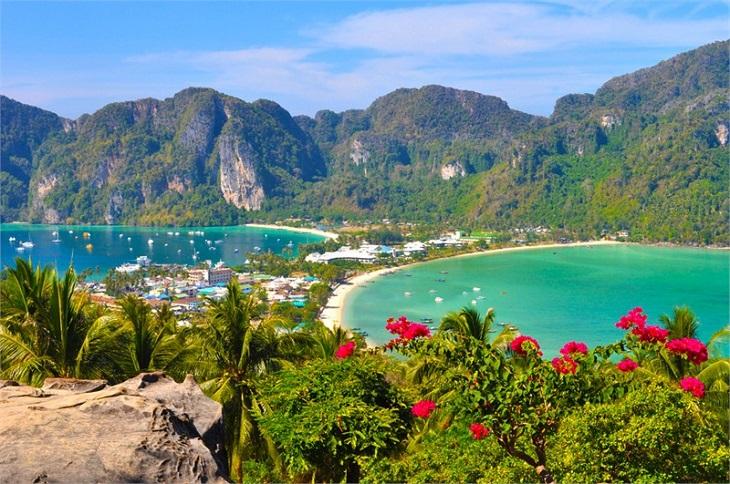 Лучшие острова Тайланда - фото, цены, отдых.