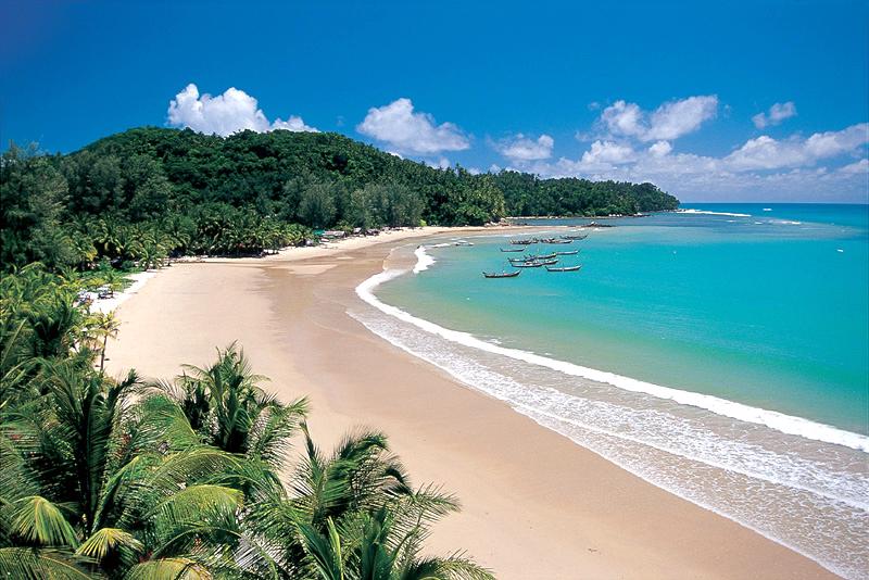 остров Пхукет (Phuket)