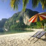 Пляжи острова Пхи Пхи