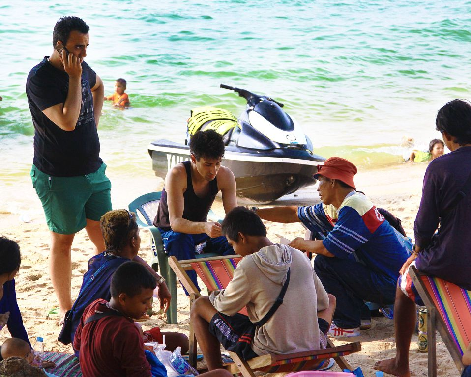 мошенники Таиланда с транспортом