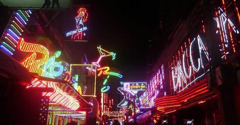 Секс-шоу Патпонга обман в Таиланде