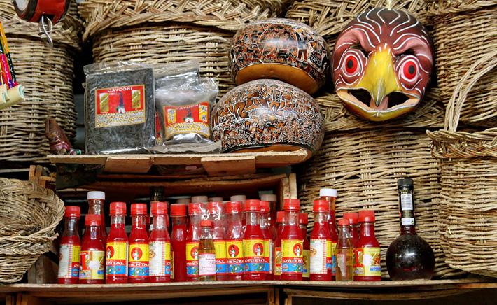 Тайские соусы, маринады и специи