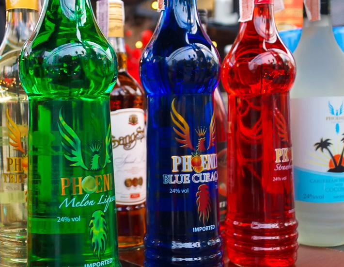 Тайский алкоголь