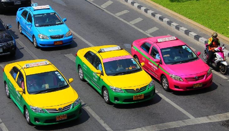 Такси по счетчику в тайланде