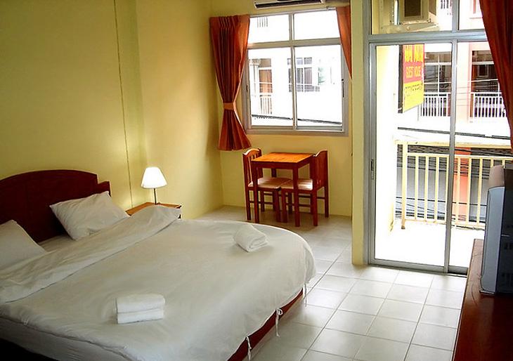 Типы жилья в Таиланде - комната