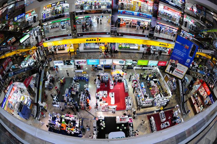 Торговый центр электронной и цифровой техники