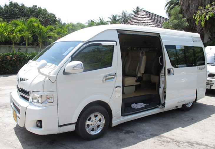 Трансфер (такси на заказ) в тайланде