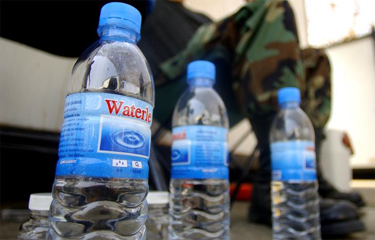 Вода в Таиланде