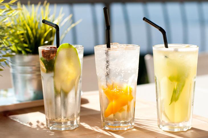 алкогольные и безалкогольные коктейли Таиланда