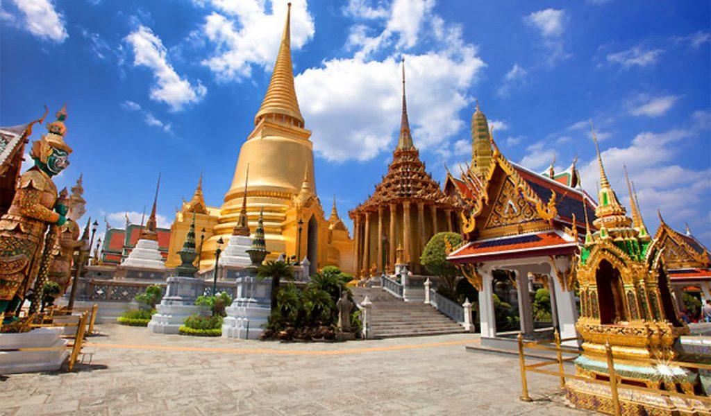 Бангкок - Храм Изумрудного Будды