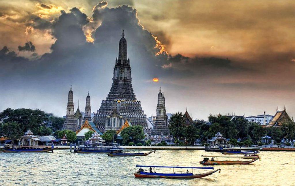 Бангкок - Храм Утренней Зари