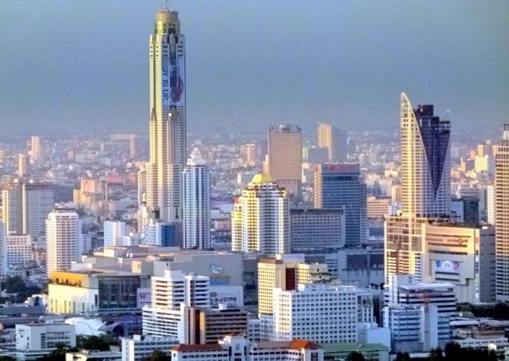 Бангкок - Отель Байок Скай