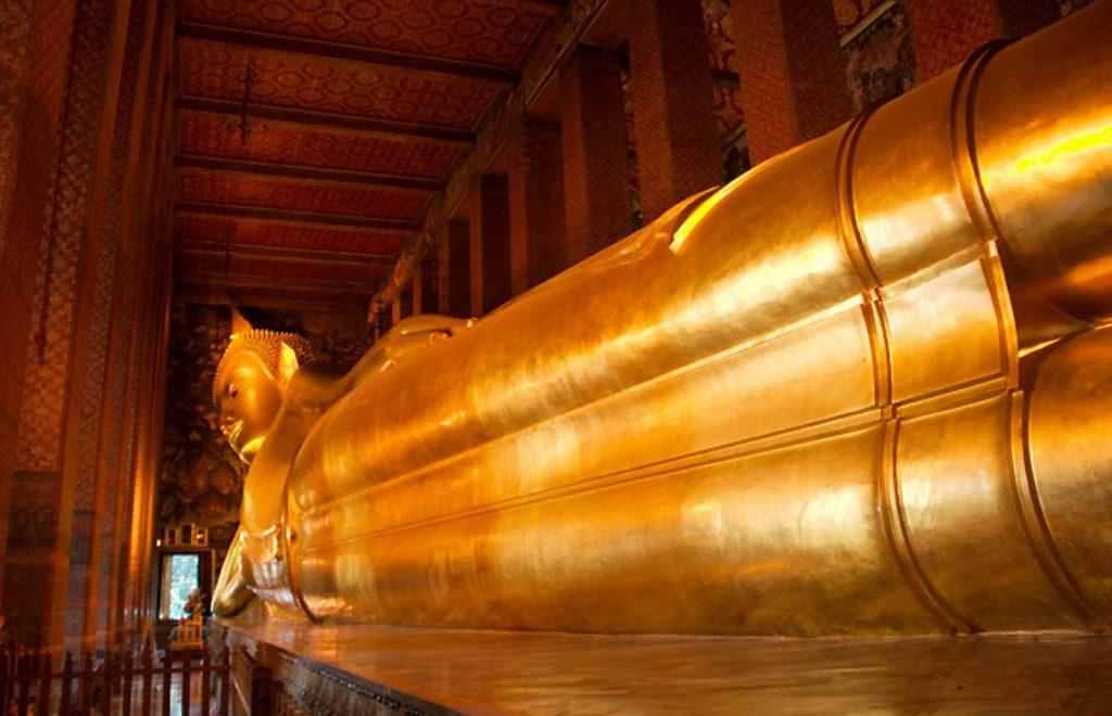 Бангкок - Ват Пхо, Храм Лежащего Будды