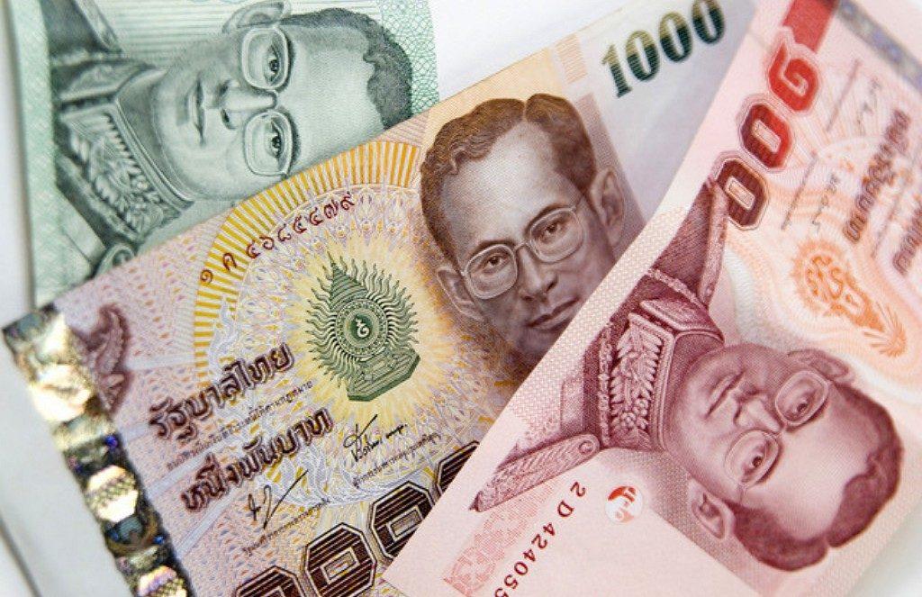 Деньги, валюта Тайланда — тайский бат