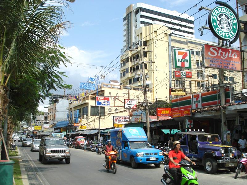 город Паттайя (Pattaya)