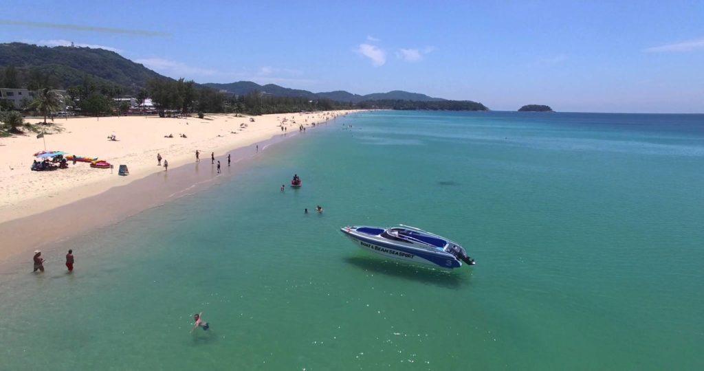 пляж karon phuket таиланд