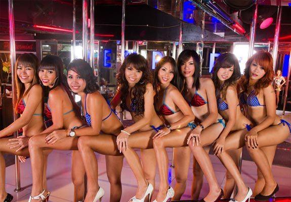 лучшие Go Go бары Пхукета, Таиланд