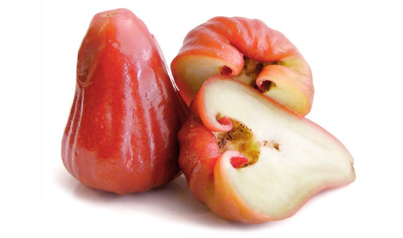 Фрукты Тайланда - Розовое Яблоко