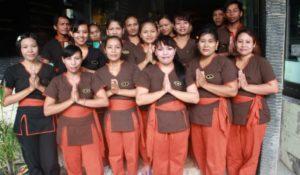 Салоны массажа в Паттайе