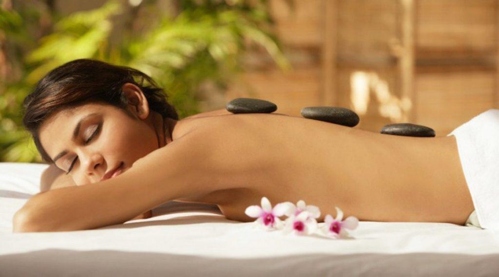 Стоунтерапия или Тайский Массаж горячими камнями (Stone Massage)