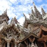 Старые города и исторические места Тайланда