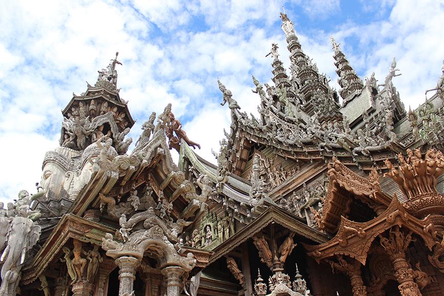 исторические места Таиланда